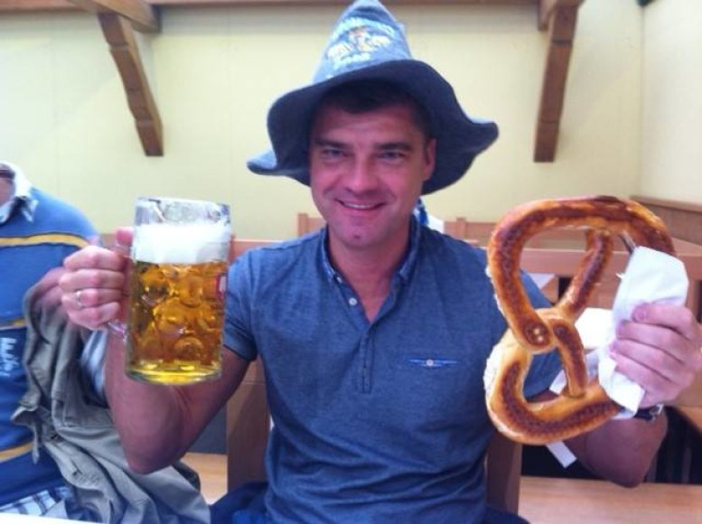 "Žilvinas Šilgalis festivalyje ""Oktoberfest"""