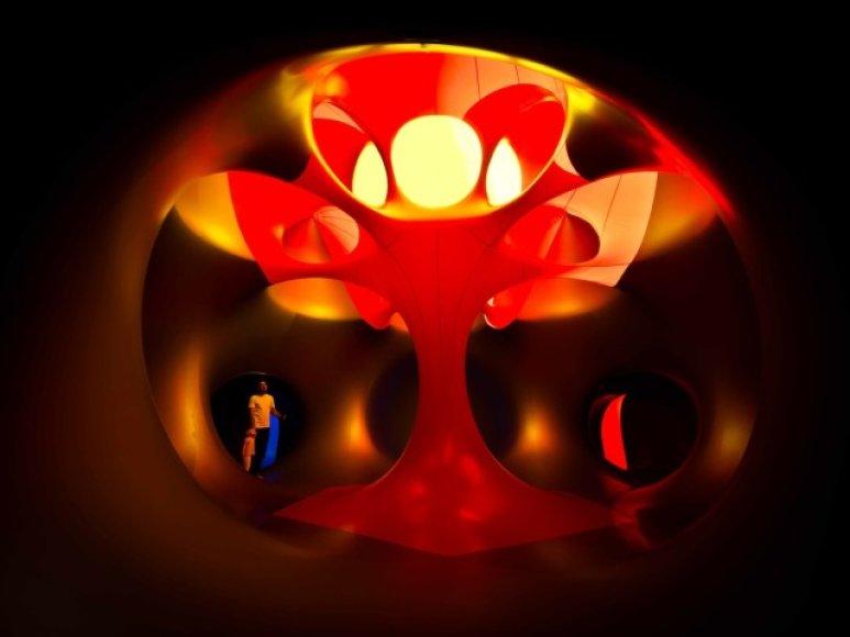 Luminariumo labirintai