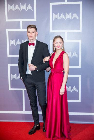 Ignas Lelys ir Iglė Bernotaitytė