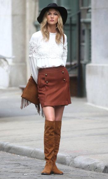 Modelis Karlie Kloss