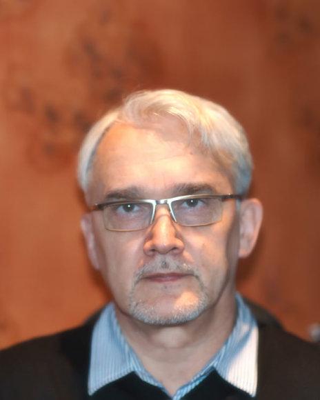 Sociologas ir krimininologas Aleksandras Dobryninas