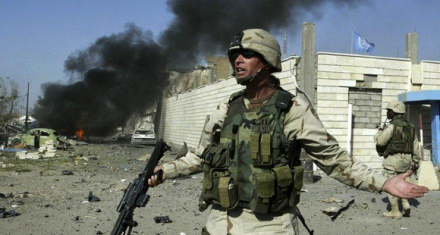 JAV karys Bagdade (2003 rugpjūčio 19 d.)