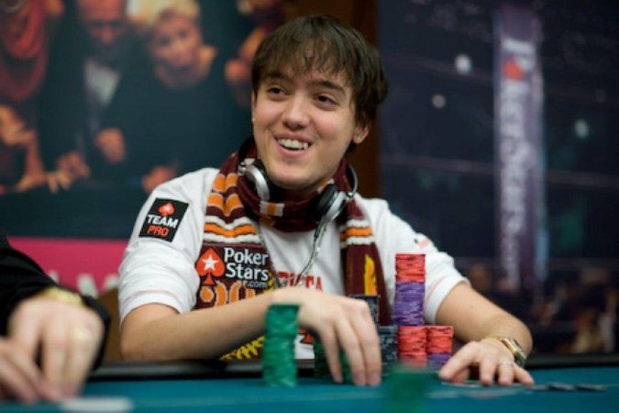 Dario Minieri / PokerStars.net nuotr.