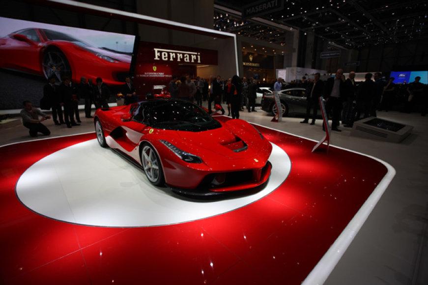 """Ferrari LaFerrari"""