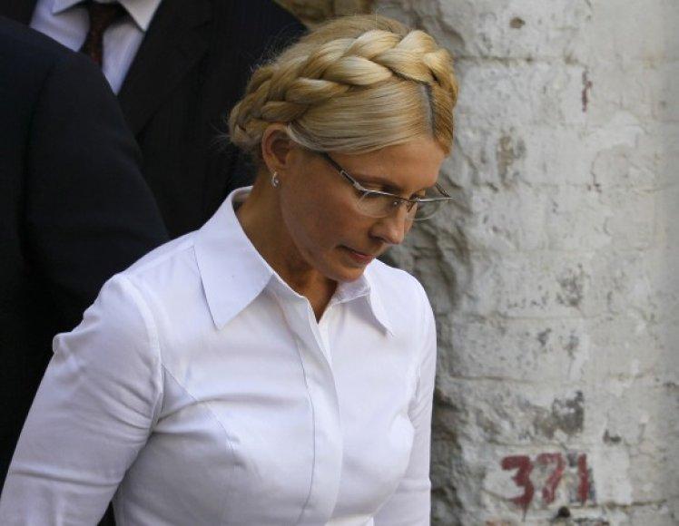 Julija Tymošenko