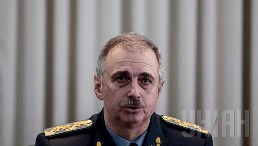 Generolas pulkininkas Michailas Kovalis