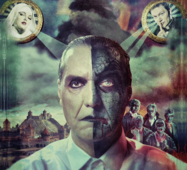 Su zombiais kovos Jazzu, Merūnas Vitulskis ir Rafailas Karpis