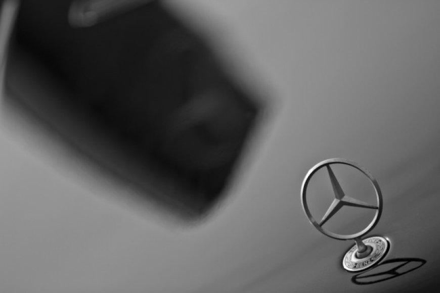 """""""Mercedes-Benz"""" E klasės bandymų diena"""