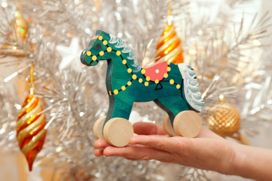 2014-ieji - Žaliojo medinio arklio metai