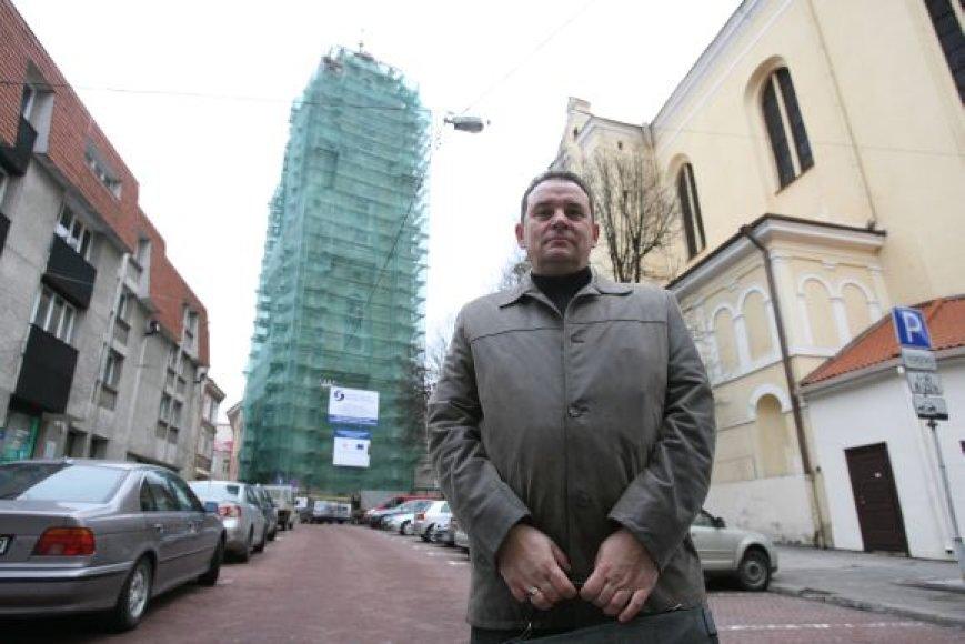 Šv. Jonų bažnyčios varpinės restauracijos projekto architektas Gintautas Pamerneckis sako, kad baigus darbus, bokštas bus puikus taškas, iš kurio atsivers daug kam dar nematyta panorama. Iki šiol varpinė dėl pavojingai apgriuvusių konstrukcijų buvo nenaudojama.