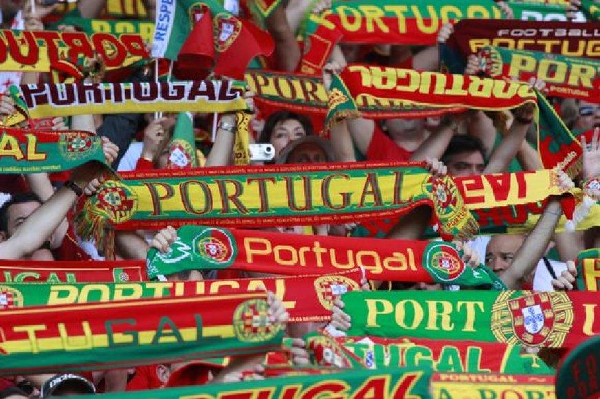 Portugalijos futbolo fanai