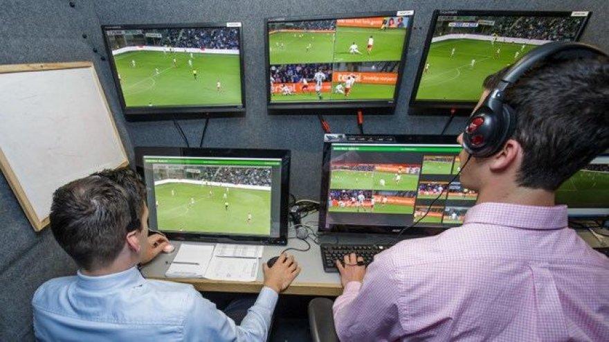 Vaizdo peržiūros technologija futbole