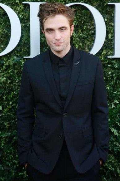 "AFP/""Scanpix"" nuotr./Robertas Pattinsonas"