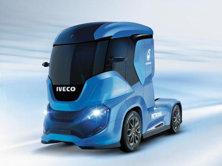 IVECO Z Truck: svečias iš ateities