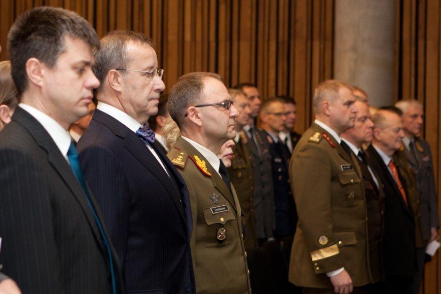 Baltijos gynybos koledžo 15-os metinės