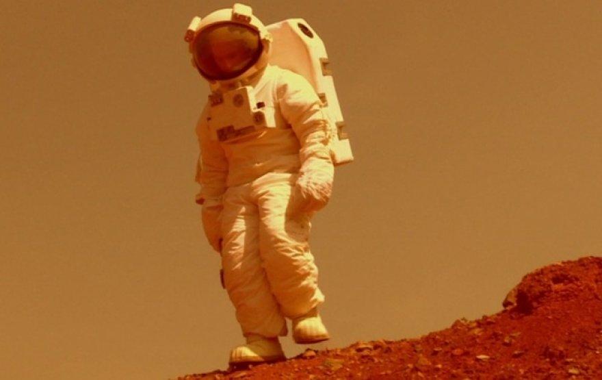 Žmogus Marse