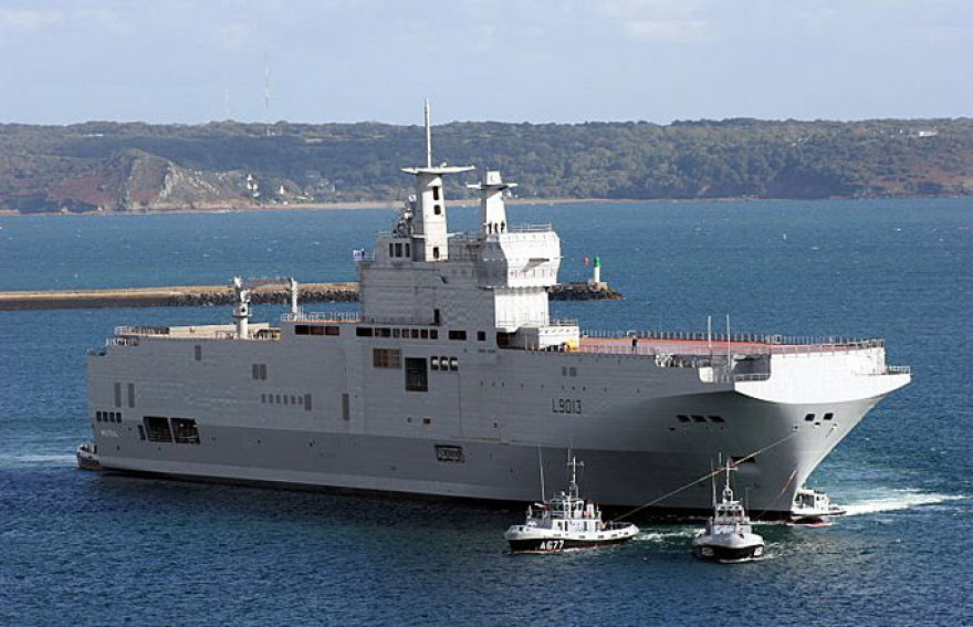 "Prancūzų ""Mistral"" (L9013)"