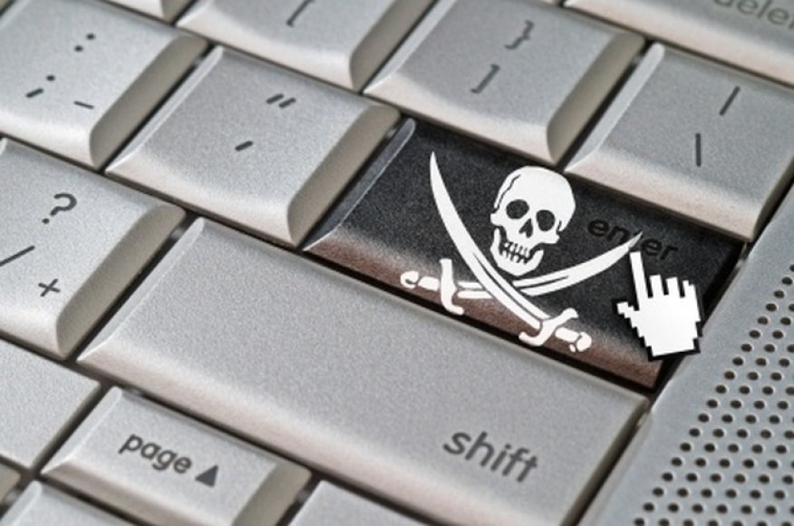 Piratavimas internete