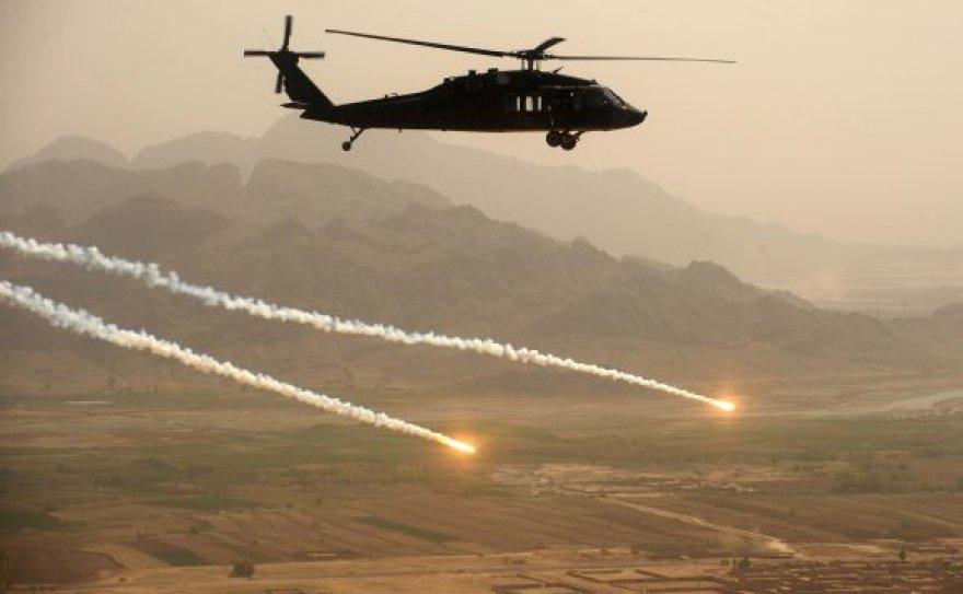 JAV kariuomenės sraigtasparnis