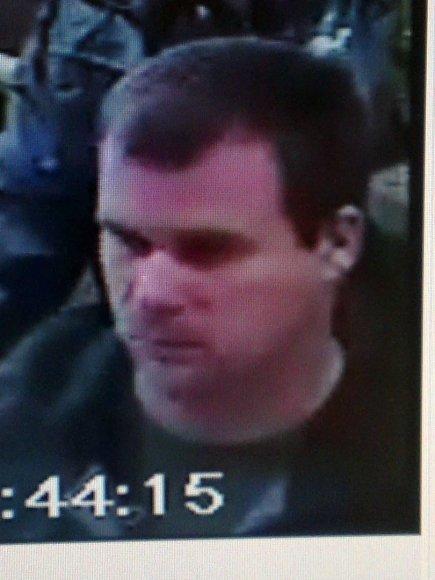 Policijos ieškomas vyras