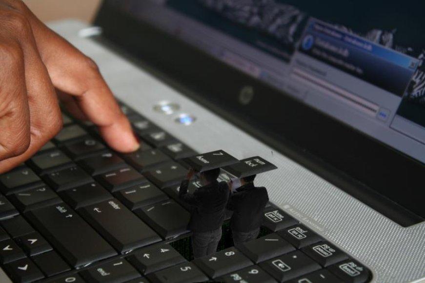Virtualus šnipinėjimas