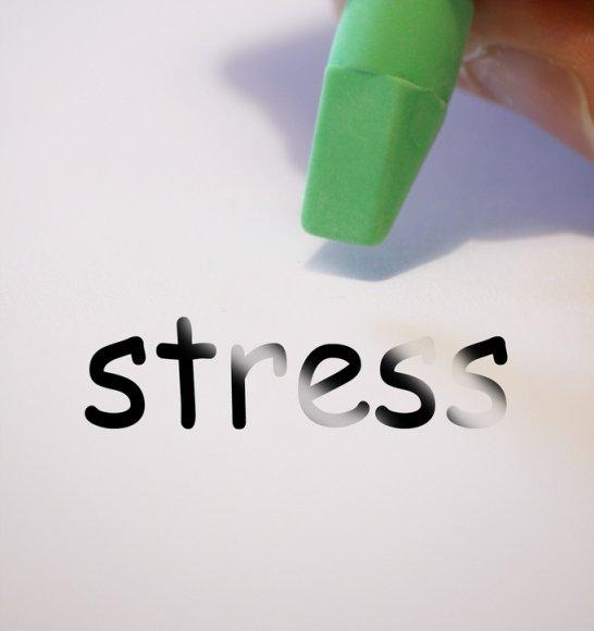 Kaip išvengti streso?