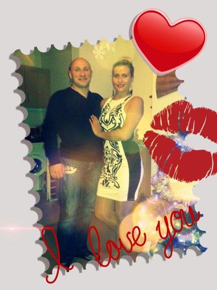 Giedrė ir Marius