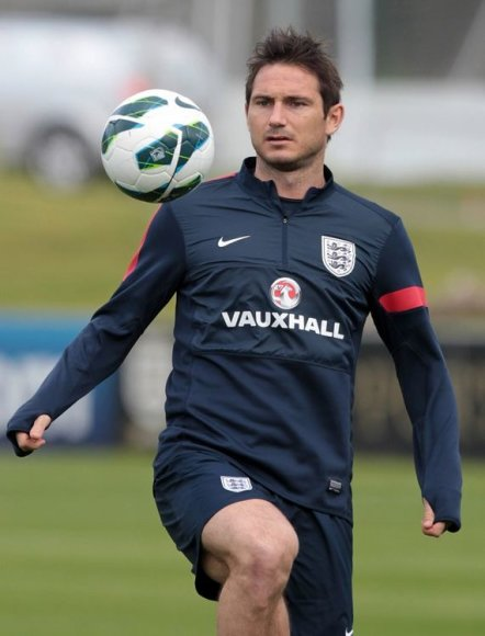 Frankas Lampardas