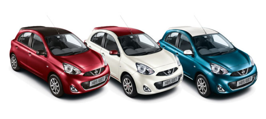 """Nissan Micra Limited Edition"""