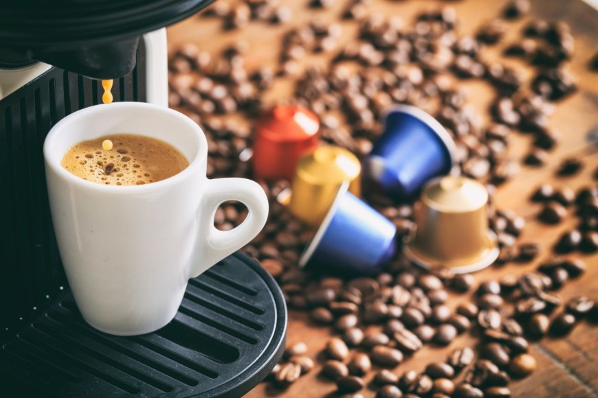 Kavos kapsulės
