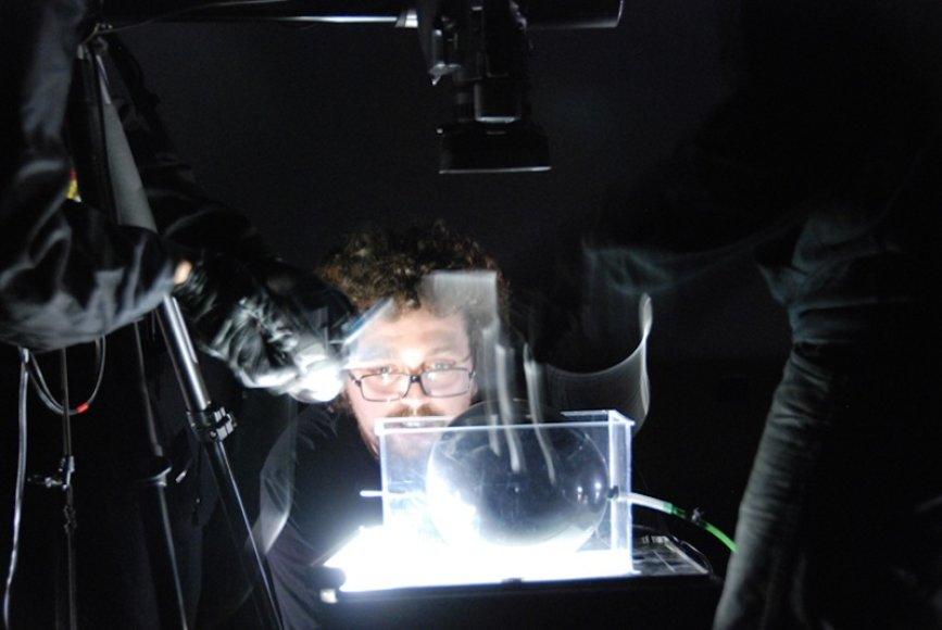 """Lapkričio 14-17 dienomis Kaunas pradės pulsuoti audiovizualiai – į miestą sugrįžta tarptautinė meno laboratorija """"Insanitus""""."""