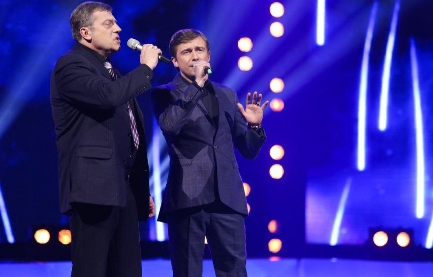 Marius ir Robertas Jampolskiai