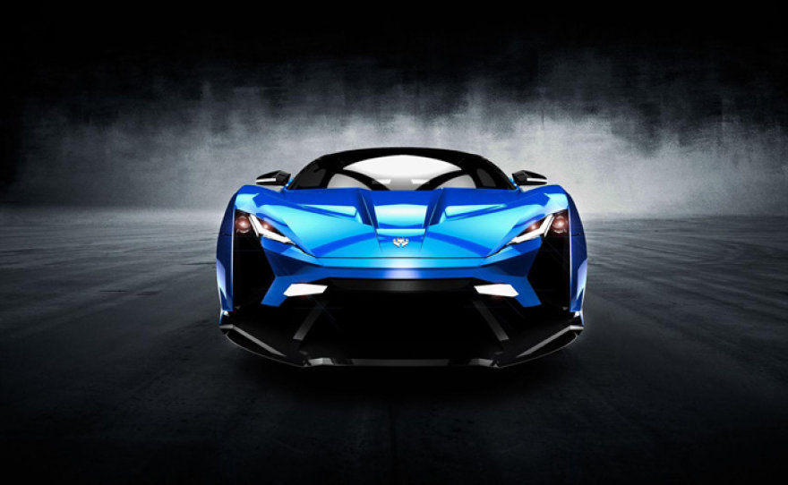 """W Motors SuperSport"""