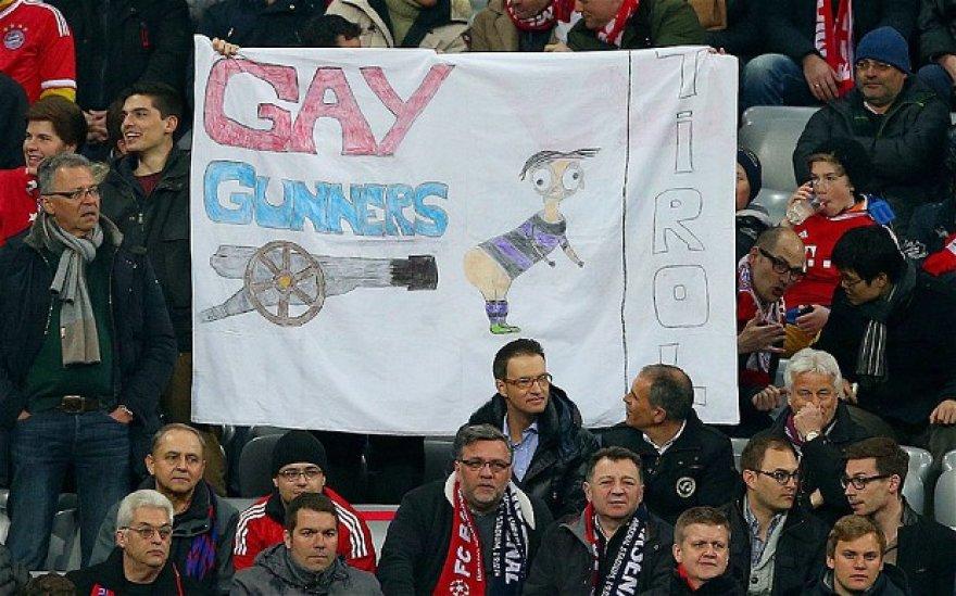 """""""Bayern"""" sirgalių plakatas"""