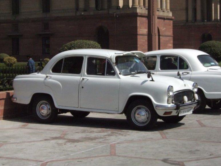 """Hindustan Ambassador Classic"""