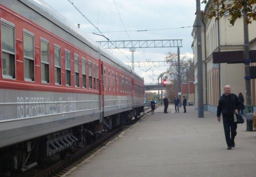 """""""RB Express Vilnius-Riga-Tallinn"""""""