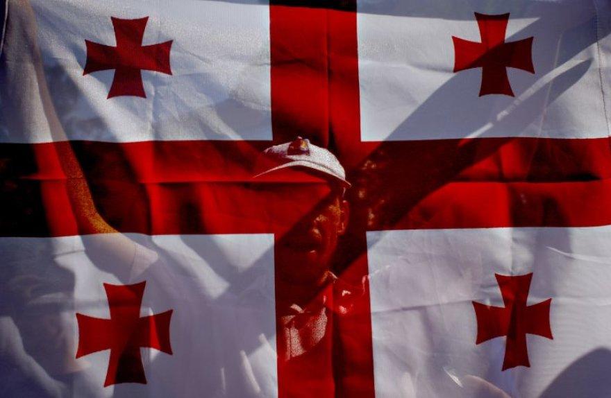 Gruzijos vėliava