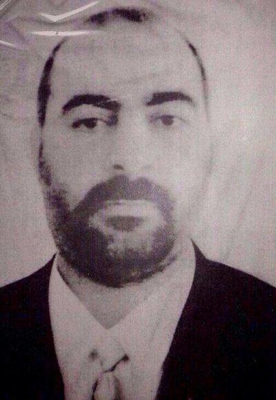 Abu Bakras al Baghdadi