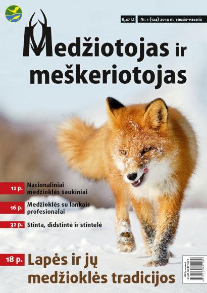 Medžioklės plotuose – lietuviški medžioklės šaukiniai