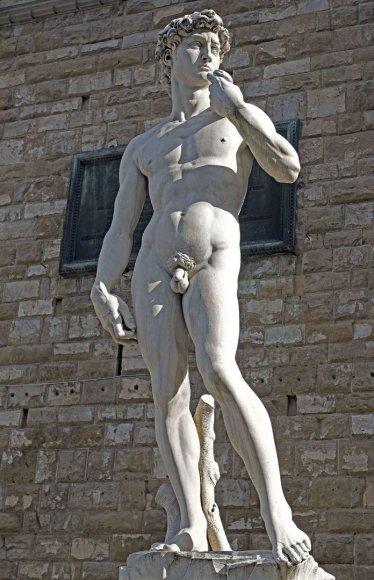 Michelangelo skulptūra