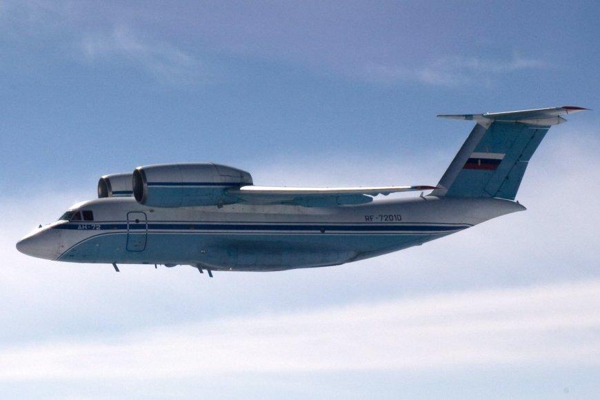 Lėktuvas An-72