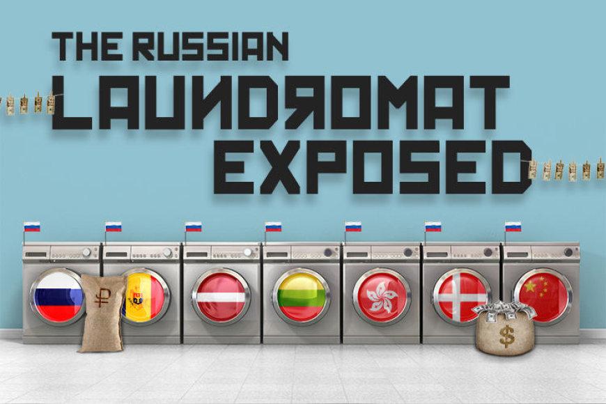 """Tyrimas """"Laundromat"""" apėmė daugiau nei 30 valstybių"""
