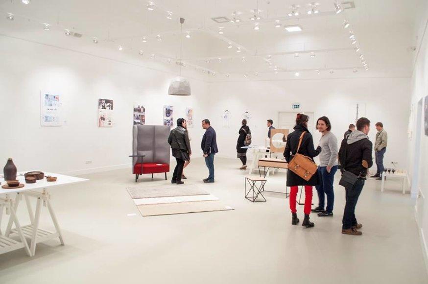 Ankstesnių metų laimėtojų darbų ekspozicija VDA Telšių galerijoje