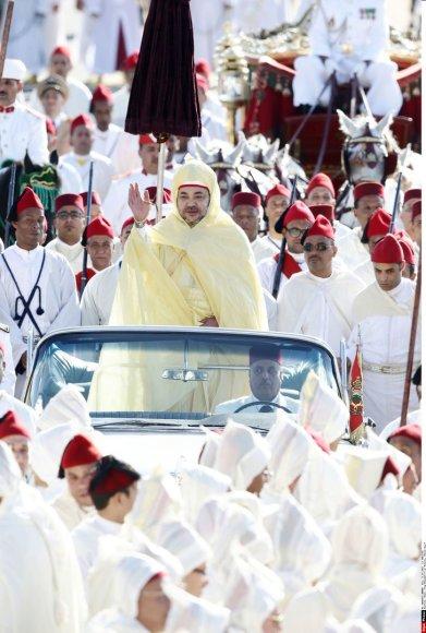 Maroko karalius Mohammedas VI