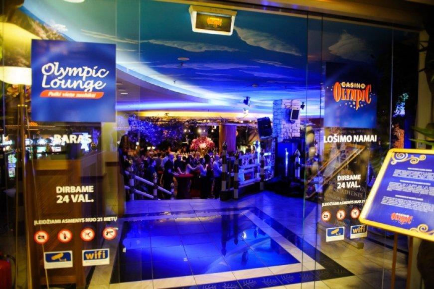 """Olympic Casino"""
