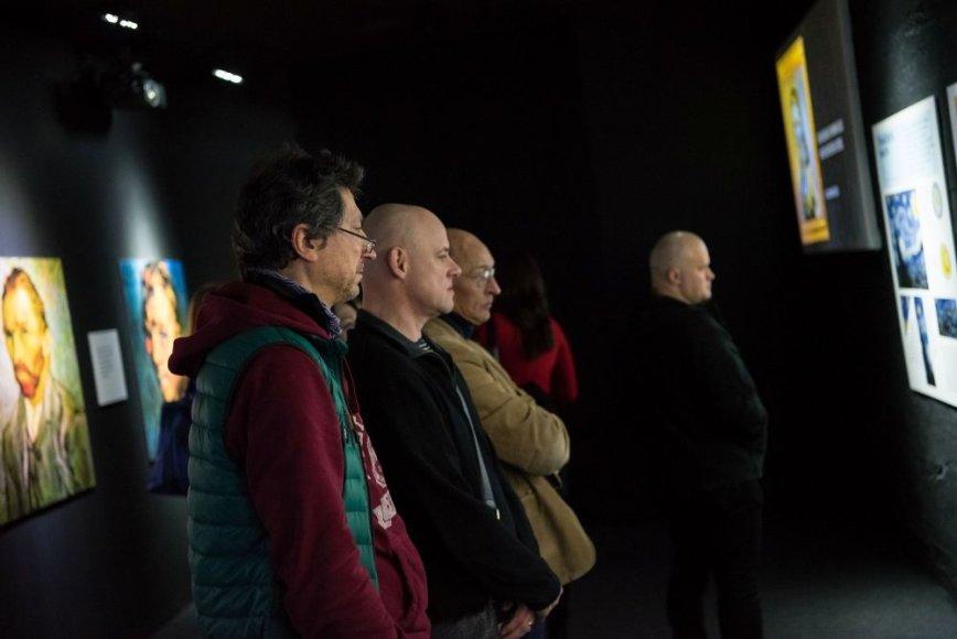 Vincento van Gogo paroda Vilniuje
