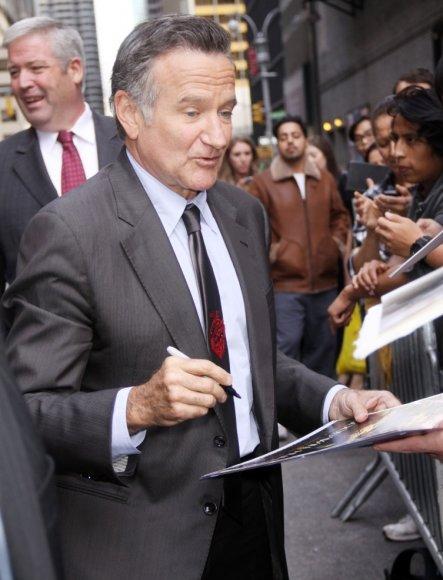 Robinas Williamsas (2013 m.)