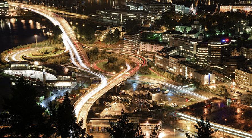 Bergeno greitkelis