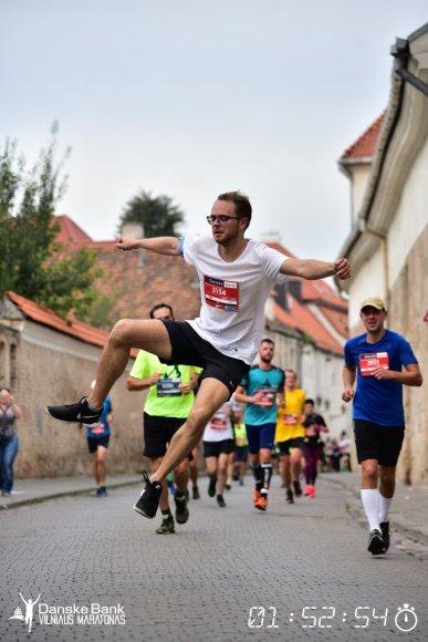"""Copictures"" nuotr./""Copictures"" Vilniaus Danske Bank maratone nuotraukos"