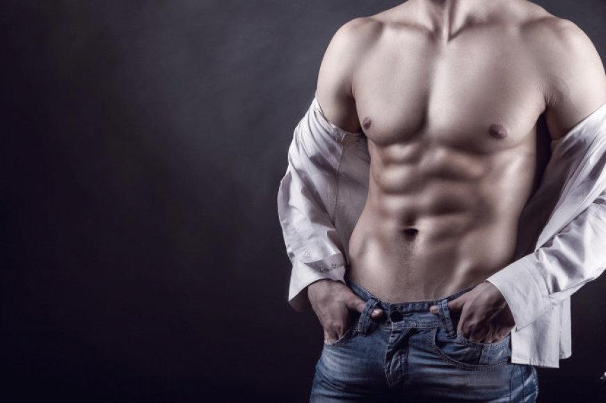 Seksualus vyro kūnas